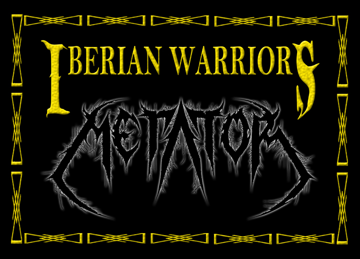 Iberian Warriors - Metator